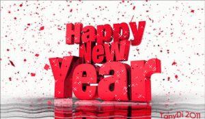 Happy New Year gif – Cucina&Colori.it