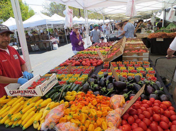 The 10 Best Farmers Markets in Los Angeles  www.MarysLocalMarket Sustainable. Natural. Community. #maryslocalmarket