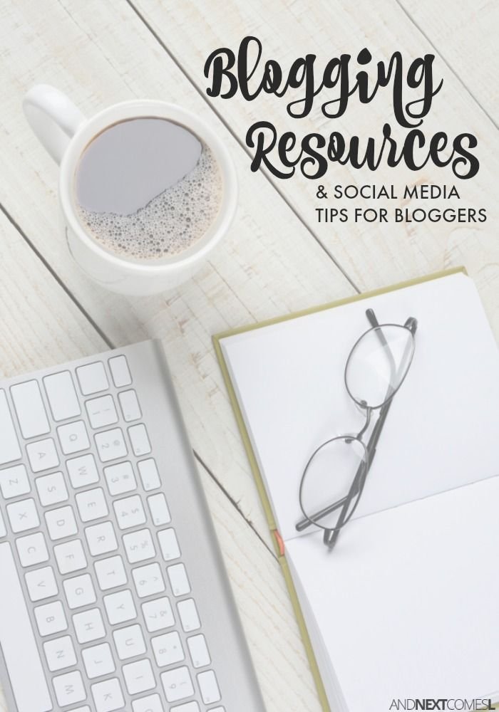 Blogging resources & social media tips for bloggers including Pinterest tips, Twitter tips, how to use Google Analytics to grow your blog, TheseReads, tutorials for Blogger users, and more! from And Next Comes L