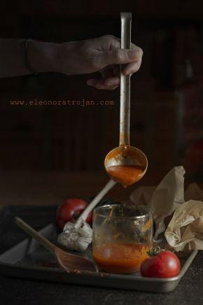 Blog kulinarny   Eleonora Trojan Keczup domowy. Tomato ketchup.