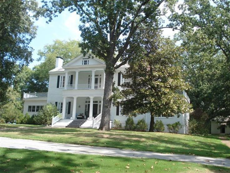 Great Homes Of The South Juxa Plantation Contributed