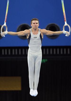 Jonathan Horton--Gymnastics