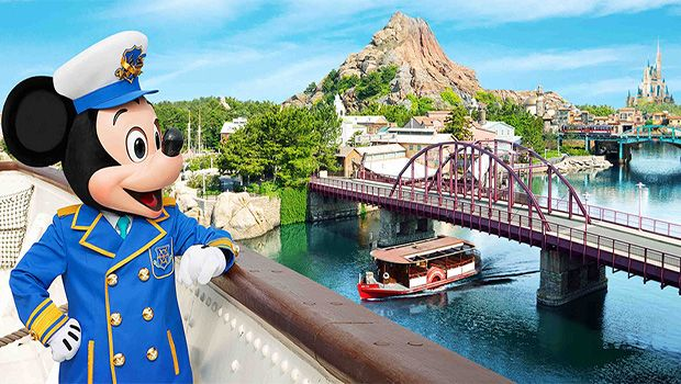 disney tokyo sea halloween 2016 | Tokyo Disneyland und DisneySea enthüllen Pläne bis 2020: Neue ...