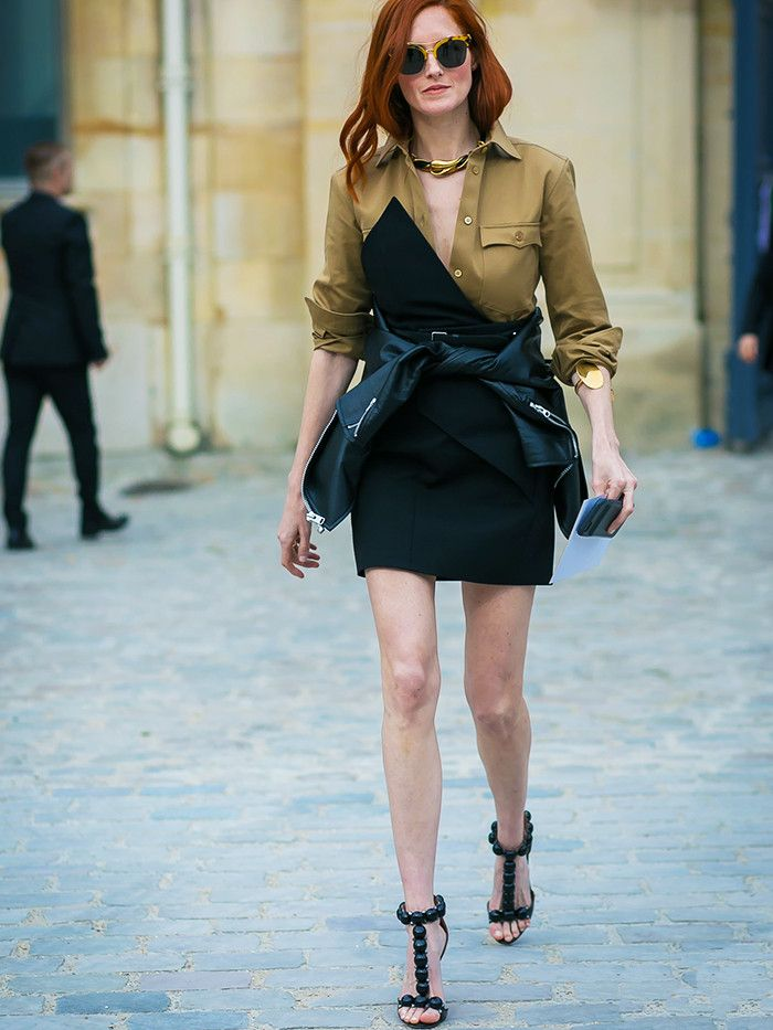 The 22 Newest Street Style Trends for 2017 via @WhoWhatWearUK