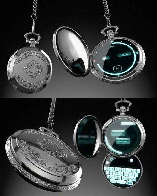 Alte Taschenuhren erleben ein echtes Comeback #schmuck