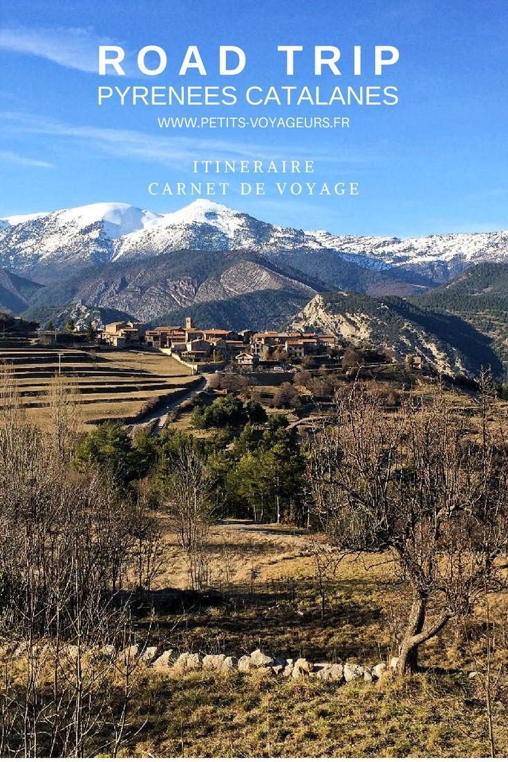 Les Pyrénées Catalanes sont un formidable terrain de jeu pour les amateurs de road trip. Suivez-moi des deux côtés de la frontière de Font Romeu à la Seu d'Urgell.
