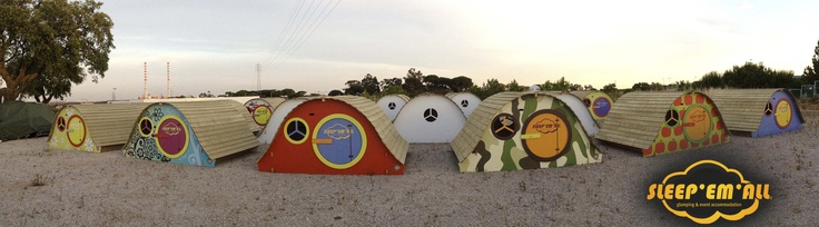 Quibis' Camp...looking Great
