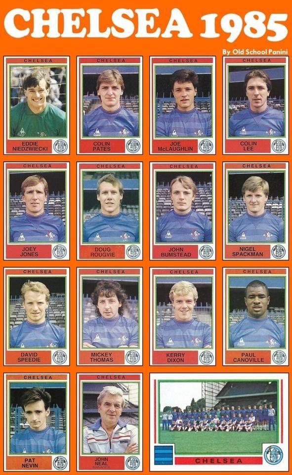 1985 Chelsea FC
