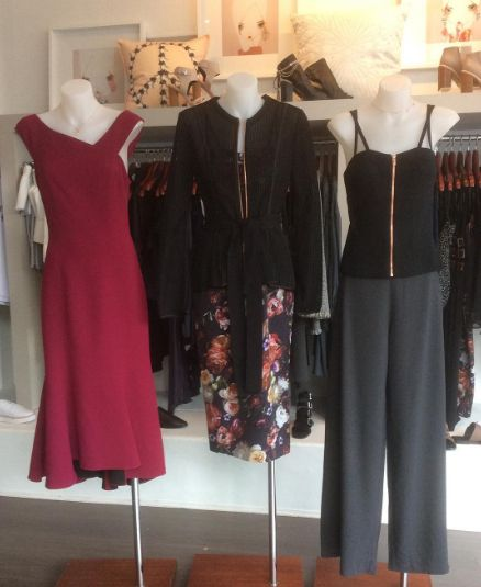 This weeks window has gone back to the elegance of @gingerandsmart • Available in store and online at www.shop28.com.au #shop28 #australianlabel #australianfashion #gingerandsmart #womensfashion #fashion #zippay #angovestreet #windowdisplay