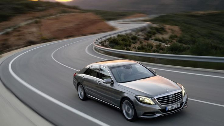 2014 Mercedes-Benz S550 4Matic Sedan  tred.com