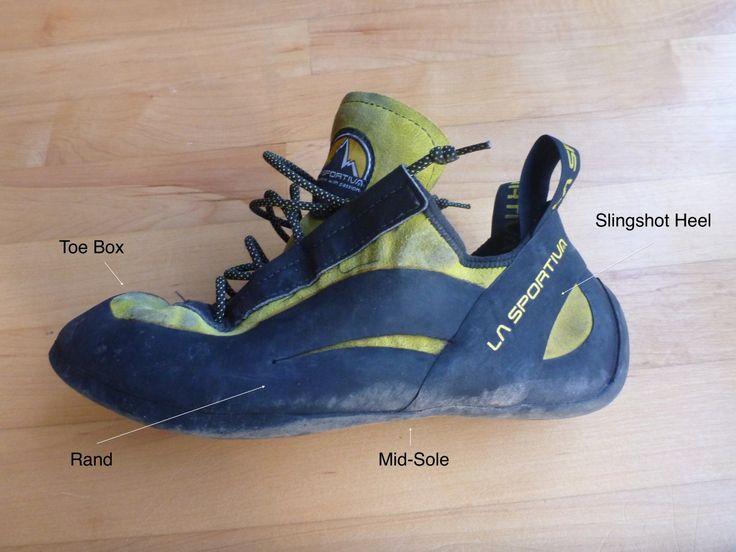 Rock Climbing Shoes - How to Choose Rock Climbing Shoes