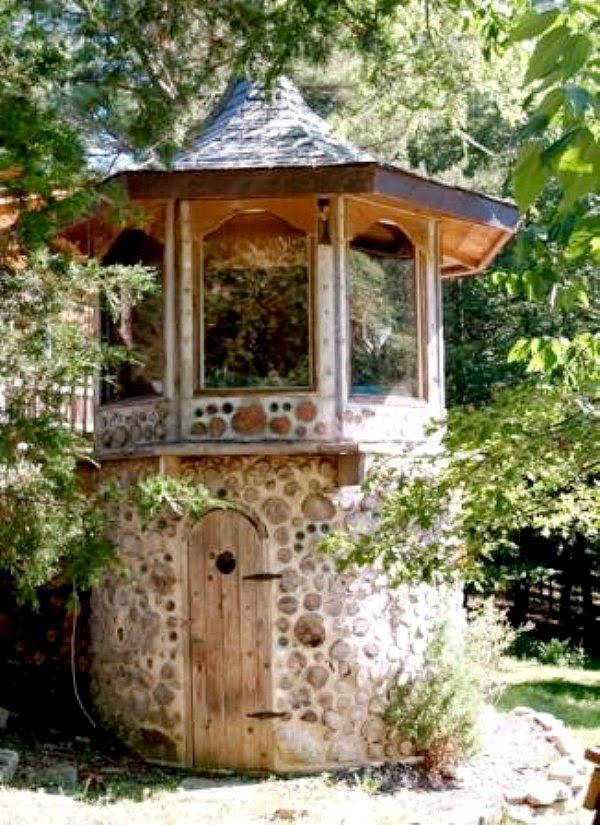 17 best images about shelter cordwood on pinterest the for Cordwood shed