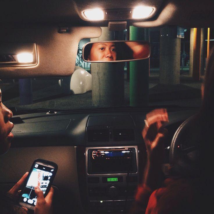 Late night drives