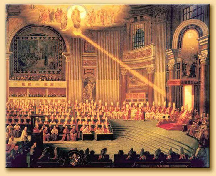 """NON POSSUMUS: Sua Santità Pio IX: """"Domandiamo [...] l'aiuto del ..."""