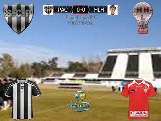 Copa Argentina 2017 1º Ronda Ida: Sportivo Pacifico (General Alvear) 0-0 Huracan (Las Heras)