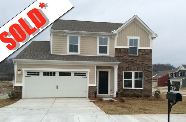 We helped a family buy this Nashville new construction Foxridge home after we got their home sold.  #NewConstruction #BuyersAgent