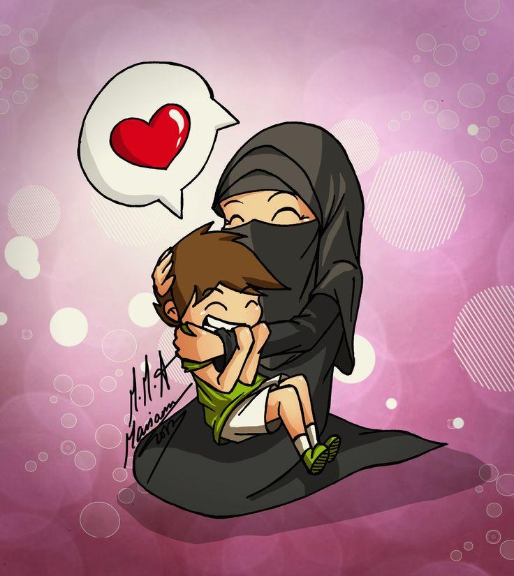 niqabi mum <3