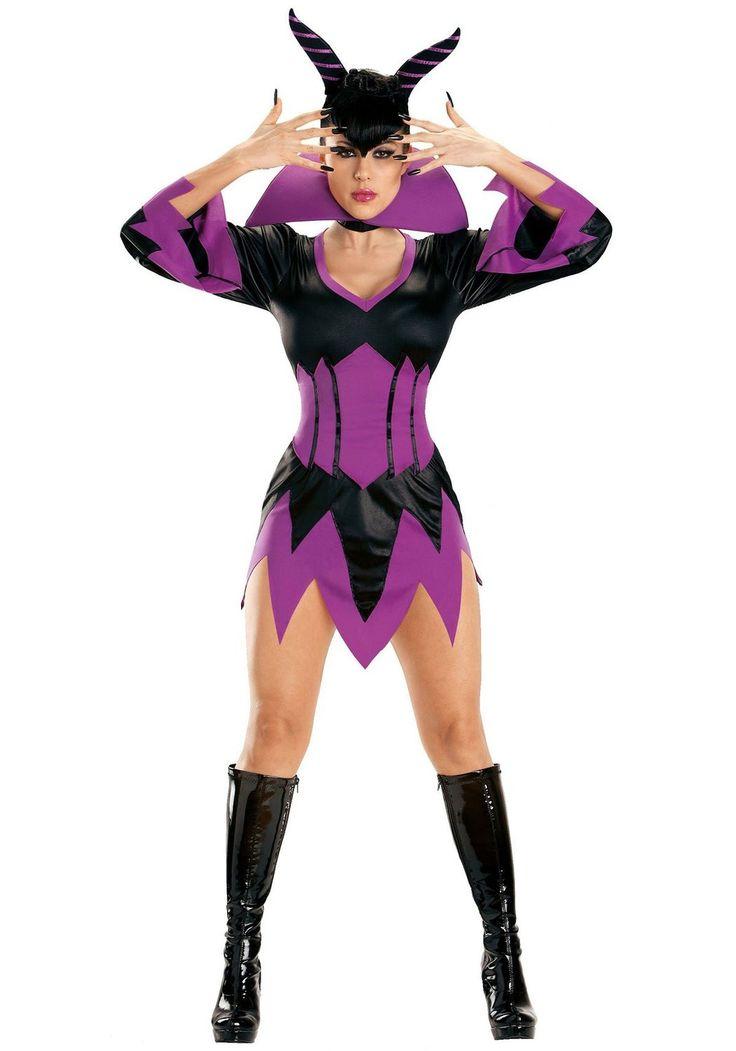 Seductive Sorceress Halloween Costume By Escante