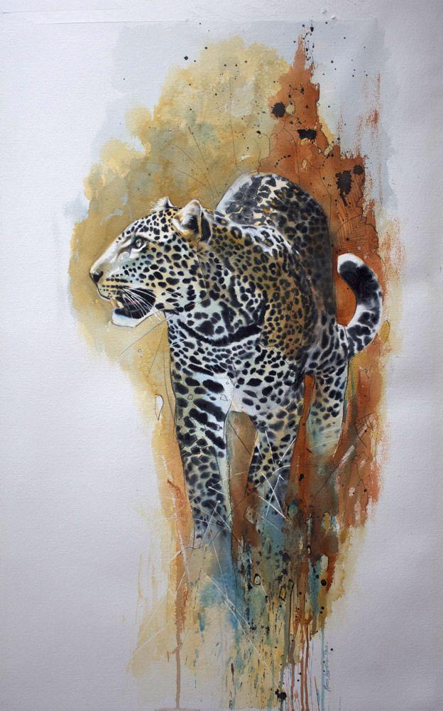 Karen Laurence-Rowe   Available Paintings