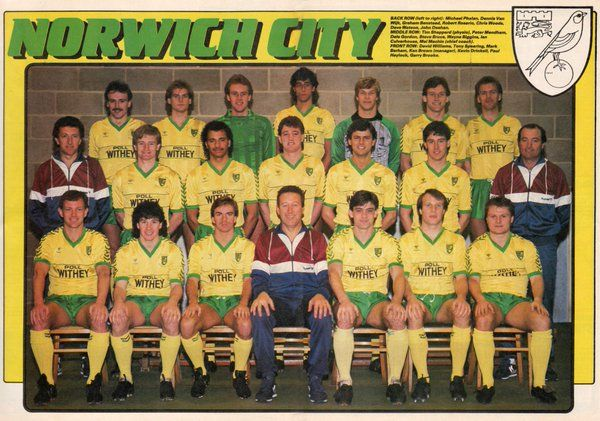 "Canaries Caption It on Twitter: ""#NCFC vs Fulham - past 10 home league games; W3 D3 L4 ⚽️F12 ⚽️A13. Wins in '72(2-1), '86(2-1) & '15(4-2). '85-86 squad - I count 6 mullets. https://t.co/Mr9EiPFuqD"""