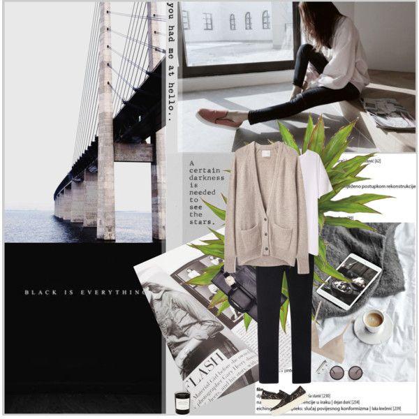 Summer Rain Outfit Idea 2017