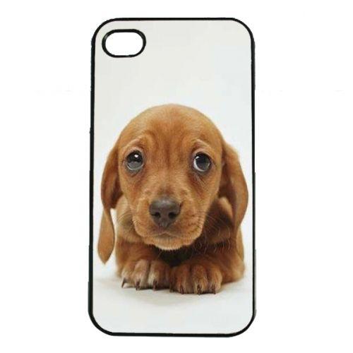Édes kis kölyök kutyus -  Apple Iphone 4 4s tok