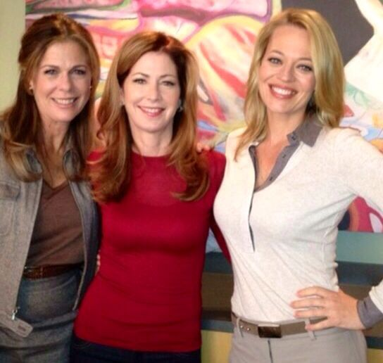 Rita Wilson, Dana Delany & Jeri Ryan - Body of Proof