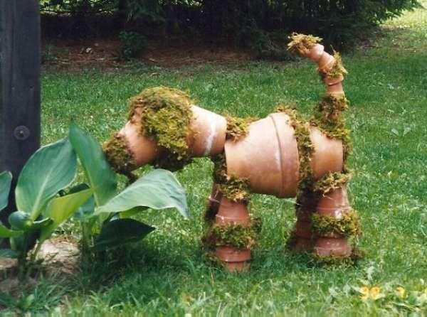 13 personnages rigolos à créer pour décorer votre jardin - Page 2 sur 2 - Des idées