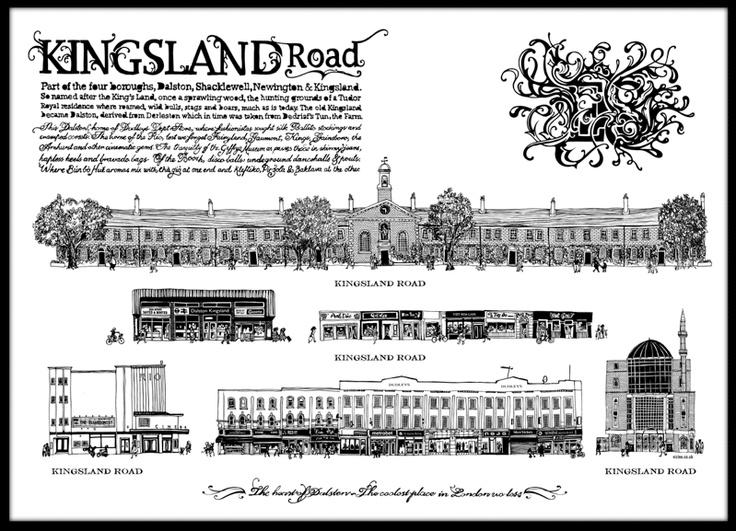 Vic Lee Kingsland Road