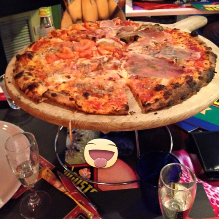 Pizzone 4 gusti