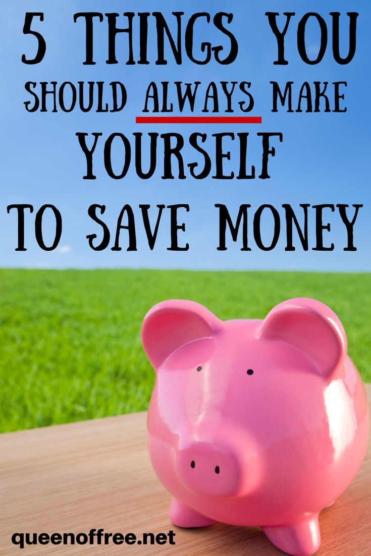 best way to save money and earn interest 5 things you should always make yourself to save money 9308