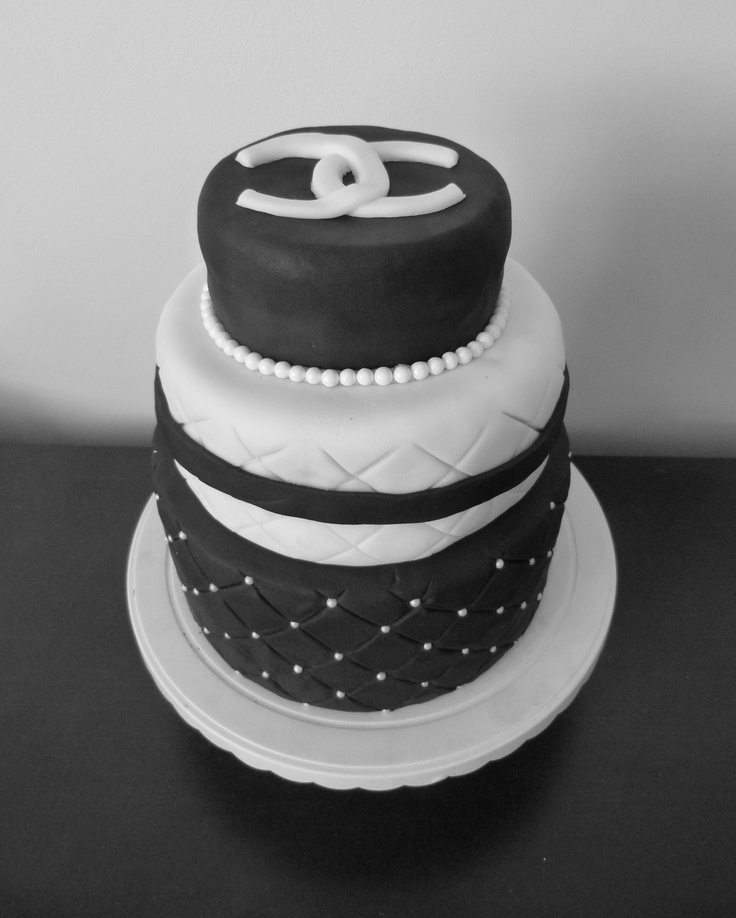 Chanel Cake Designs: 13 Best Images About Wedding Cake On Pinterest