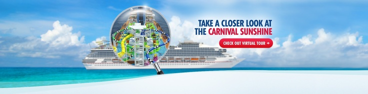 Cruise Deals, Discount Cruises, and Cruise Vacations – Carnival Cruise Lines