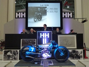 Brough Superior Old Bill Becomes The Most Expensive Motorcycle Ever Sold At  Auction   Bornrich