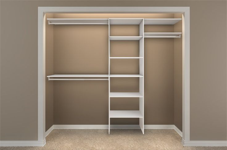 1 Of These Closet Maid 24 Shelving Unit Top Shelves Into The 2013 Pinterest