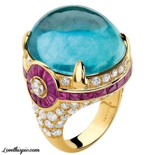 Bulgari Ring jewelry ring bulgari
