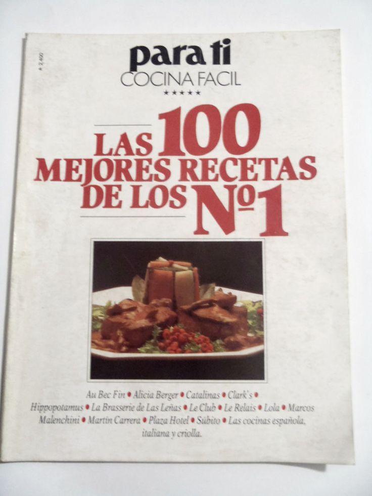 100 RECIPES BEST ARGENTINE CHEFS FRANCIS MALLMANN LOLA LE CLUB PLAZA HOTEL etc