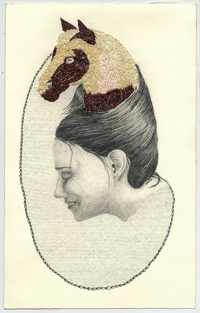 Horse Hat by Teal Wilson.