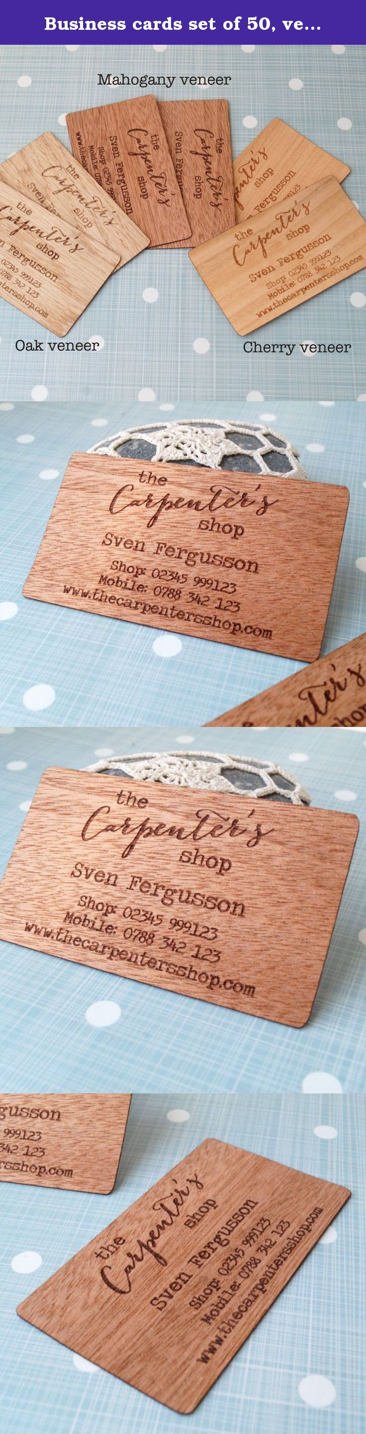 Veneer Business Cards Images - Free Business Cards