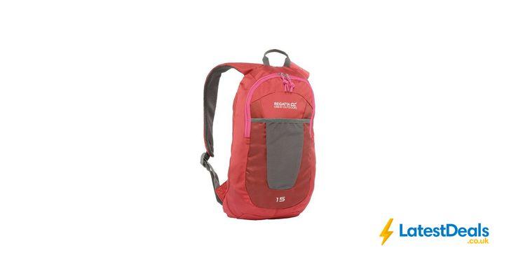 Regatta Bedabase 15L Daypack - Pink Free C&C, £5.85 at Argos