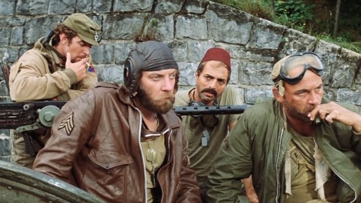 KELLY'S HEROES – the best quotes EVER! We know this is going to make you smile!!!!