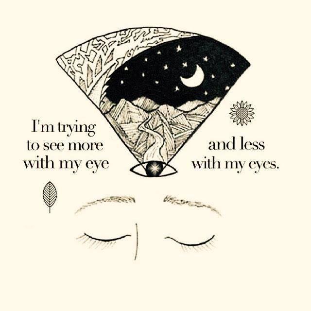 ♡♡ mindful. Third eye