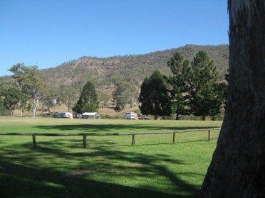 Darlington Park Campground, Queensland