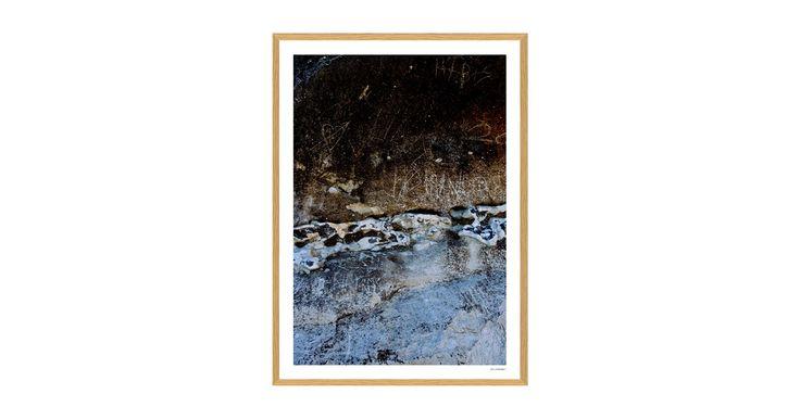 Frame Away m. Guldbrandsen poster 50x70 cm