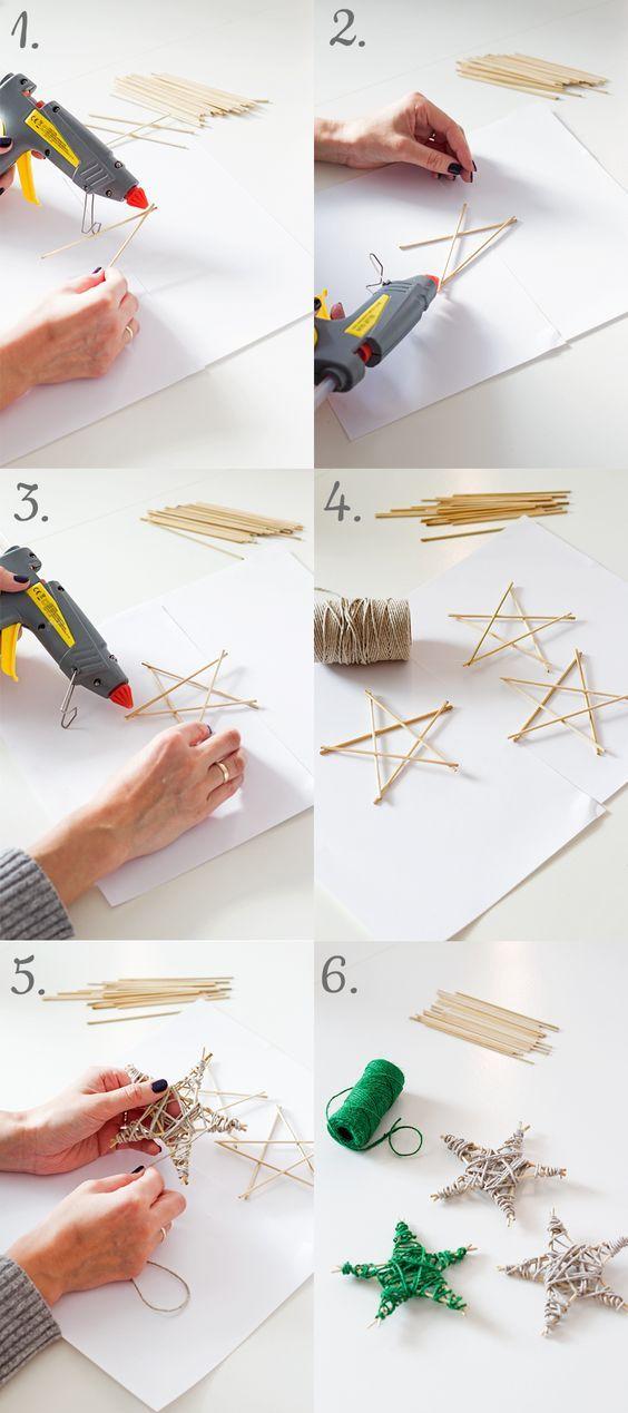 DIY Weihnachtsschmuck – 3 originelle Arten