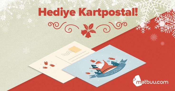 Kartpostal bizden, kargo sizden!   Sevdiklerinize özel tasarlayacağınız kartpostalları tüm baskı maliyetlerini üstlenerek sevdiklerinize ulaştırıyoruz.