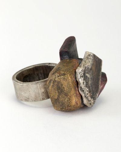 Karl Fritsch / 2014, Silver, Copper, Bronze