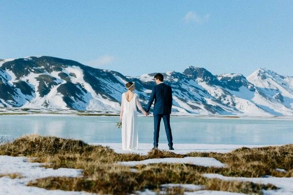 2015 Favorite - Mind-Blowing Iceland Engagement Session