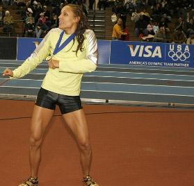 BOSS USA Track & Field - Lolo Jones
