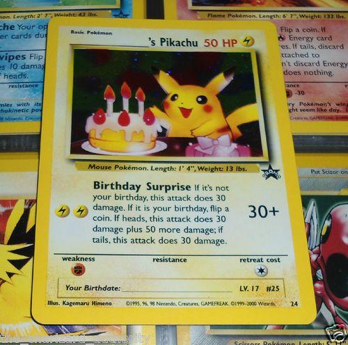 10 best PIKACHUi love pikachu images on – Birthday Pikachu Card